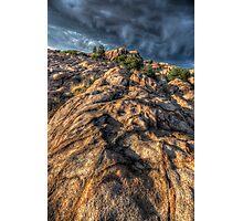 Stone Flow Photographic Print