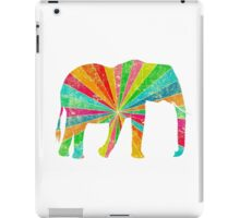 Retro Elephant iPad Case/Skin