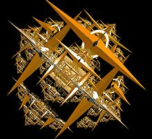 Space 56 by Deborah  Benoit