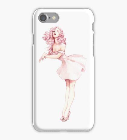 Pretty Pink  iPhone Case/Skin
