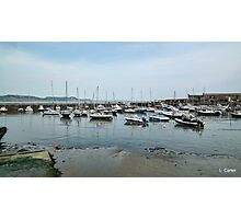 Lyme Regis Today Photographic Print
