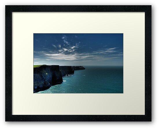 Cliffs of Moher by Rumtreiber