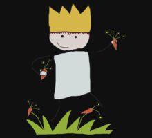 King of Carrot Flowers by Neutral Milk Hotel Kids Tee