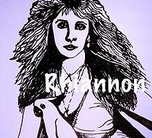 Rhiannon by AnneMerritt