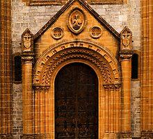 A grand entrance by moor2sea