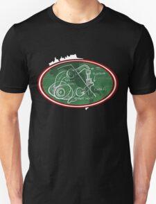 Desmo Valve Illustration Unisex T-Shirt