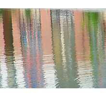 HARP Abstract Photographic Print