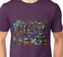 Rusty Pump Unisex T-Shirt