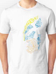 Wolverine Typography  Unisex T-Shirt