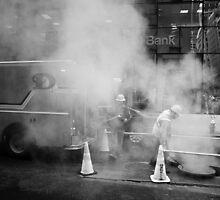 New York City Steam by Rumtreiber