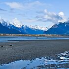 Chilkat River at Haines, Alaska by Yukondick
