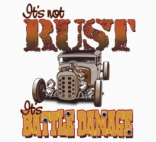 It's Not Rust.... by Steve Harvey