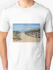 Beach Solitude T-Shirt