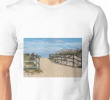 Beach Solitude Unisex T-Shirt
