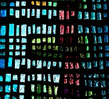 Buckfast Stained Glass by moor2sea