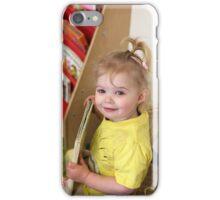 Vera - July iPhone Case/Skin