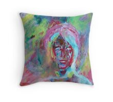 An Old Soul Throw Pillow