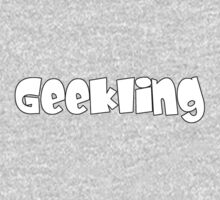 Geekling One Piece - Long Sleeve