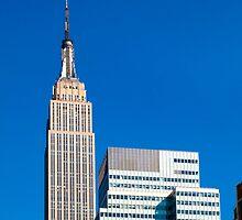 New York Buildings by SOMATUSCANI