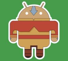 Aangdroid (no text) Baby Tee