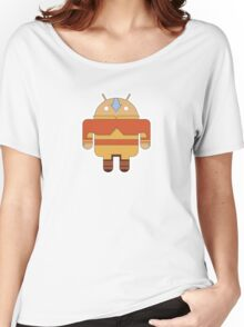 Aangdroid (no text) Women's Relaxed Fit T-Shirt