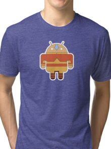 Aangdroid (no text) Tri-blend T-Shirt