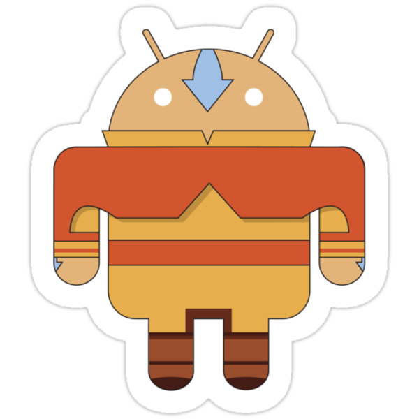 Aangdroid (no text) by maclac