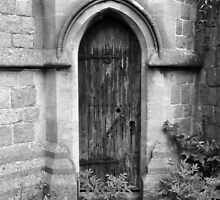 The Other Door ~ Wiltshire, Great Britain 2010 by Samantha Creary