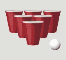 Beer Pong by ericbracewell