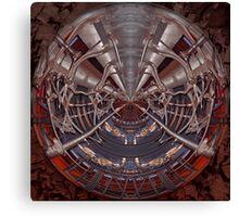 TransAtlantic Tunnel Canvas Print