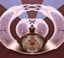 Wormhole to Wheneverland by Scott Evers