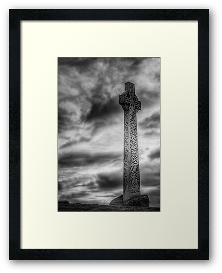 The Celtic cross by Don Alexander Lumsden (Echo7)