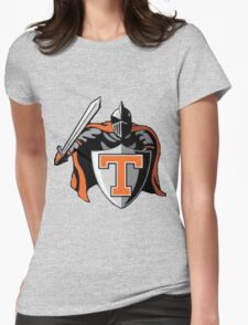 Black Knight Womens Fitted T-Shirt
