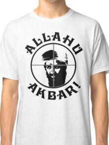 Osama bin Shot! Classic T-Shirt