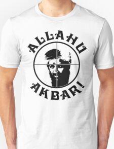 Osama bin Shot! T-Shirt