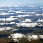 Plane Clouds by rom01