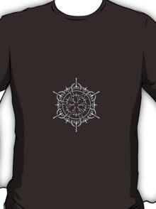 Rokka No Yuusha - Sign of the brave - Flower T-Shirt