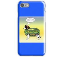 The Sad Life of Melon Collie iPhone Case/Skin