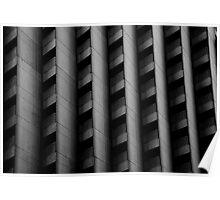 Shapes, San Francisco, CA Poster
