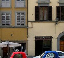 sensible city cars - too small for many egos though by geof