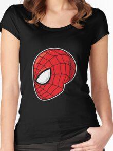 Spider-Man Icon Women's Fitted Scoop T-Shirt