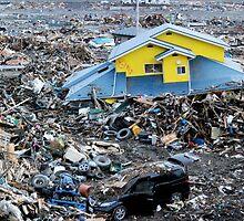 JAPAN Earthquake, Tsunami scars (8) by yoshiaki nagashima