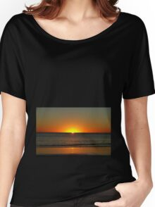 Cable Beach Sunset - Broome Western Australia Women's Relaxed Fit T-Shirt