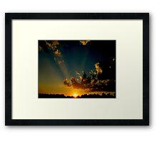 Just Believe Framed Print