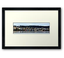 Coupeville Pan Framed Print