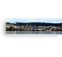 Coupeville Pan Canvas Print