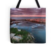 The End of the Day View Tote Bag