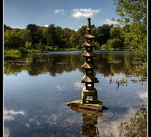 Mountstewart Lake by Jonny Andrews