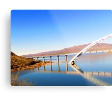 Southwest Reflections Metal Print