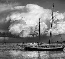 Storm Clouds - Batemans Bay NSW by pcbermagui